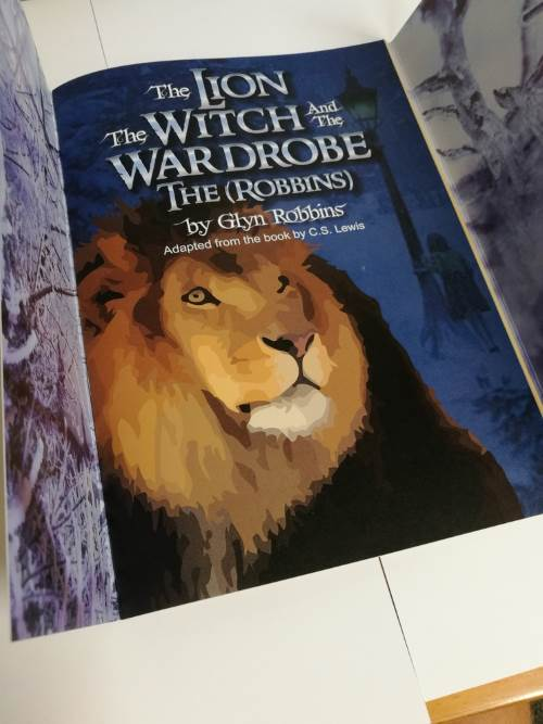 Show stopping program design for The Lion, the Witch and the Wardrobe